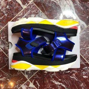 Aldo Blue Zarella Sandals